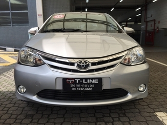 Toyota ETIOS 1.5 XLS SEDAN 16V FLEX 4P MANUAL