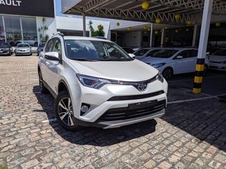 Toyota RAV4 2.0 16V GASOLINA 4P AUTOMÁTICO