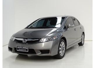 Honda Civic 1.8 Flex 16V Mec. 4P LXL
