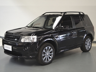 Land Rover FREELANDER 2 2.2 DYNAMIC SD4 16V TURBO DIESEL 4P AUTOMÁTICO