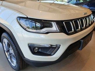 Jeep COMPASS 2.0 16V DIESEL LONGITUDE 4X4 AUTOMATICO