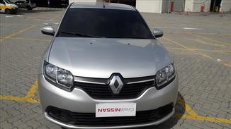 Renault LOGAN 1.6 16V SCE FLEX EXPRESSION AVANTAGE MANUAL