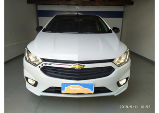 Chevrolet Onix 1.4 Mpfi Effect 8V Flex 4P Manual