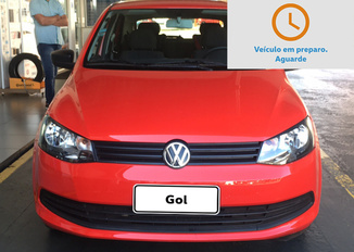 Volkswagen Gol 1.0 Mi City 8V Flex 2P Manual 4P