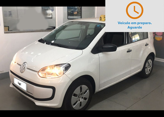 Volkswagen Up 1.0 Mpi Take 12V Flex 4P Manual
