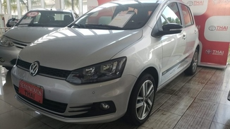 Volkswagen FOX 1.6 MSI RUN 8V FLEX 4P MANUAL