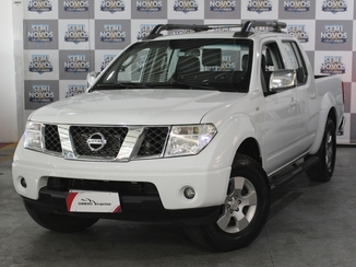 Nissan FRONTIER 2.5 LE 4X4 CD TURBO ELETRONIC DIESEL 4P MANUAL