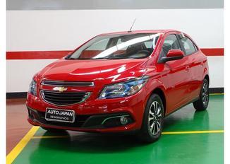 Chevrolet ONIX HATCH LTZ 1.4 8V FlexPower 5p Mec.