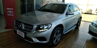 Mercedes Benz GLC 250 2.0 CGI GASOLINA HIGHWAY 4MATIC 9G-TRONIC