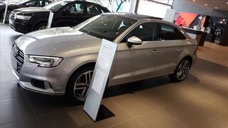 Audi A3 2.0 TFSI Sedan Performance