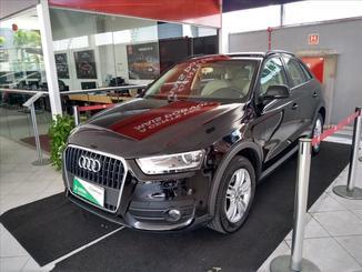 Audi Q3 2.0 TFSI ATTRACTION QUATTRO 4P GASOLINA S TRONIC