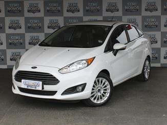 Ford FIESTA 1.6 TITANIUM PLUS SEDAN 16V FLEX 4P POWERSHIFT