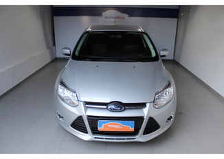 Ford Focus 2.0 Titanium Plus Sedan 16V Flex 4P Powershift