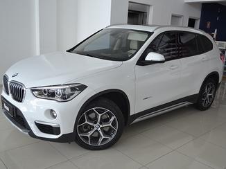 BMW X1 2.0 16V TURBO ACTIVEFLEX SDRIVE20I 4P AUTOMÁTICO