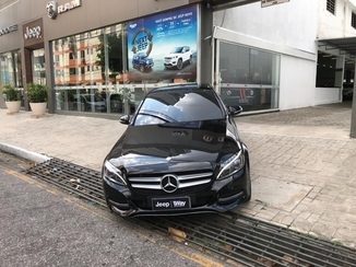 Mercedes Benz C 180 1.6 CGI 16V TURBO GASOLINA 4P AUTOMATICO