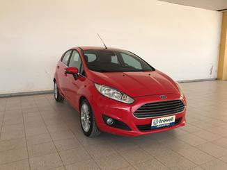 Ford FIESTA 1.6 AT TITANIUM