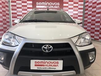 Toyota ETIOS CROSS 1.5 16V FLEX 4P AUTOMATICO