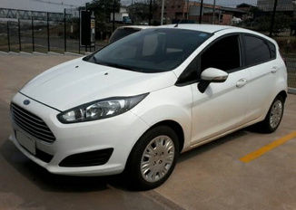 Ford Fiesta 1.6 Se Hatch 16V Flex 4P Manual