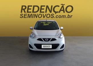Nissan MARCH S 1.6 16V Flex 5P