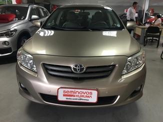 Toyota COROLLA 1.8 XEI 16V FLEX 4P AUTOMATICO