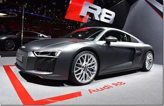 Audi R8 5.2 FSI Coupe Plus Quattro V10 40V