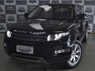 Land Rover RANGE ROVER EVOQUE 2.0 PURE TECH COUPÉ 4WD 16V GASOLINA 2P AUTOMÁTICO