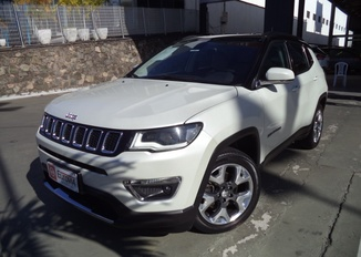 Jeep Compass Limited Flex 2.0 16V
