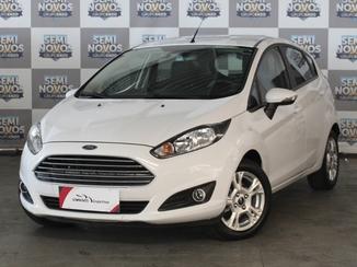 Ford FIESTA 1.6 SE HATCH 16V FLEX 4P MANUAL