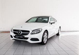 Mercedes Benz C 180 C 180 TURBO COUPE