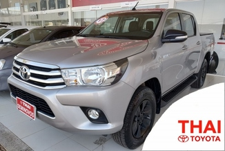 Toyota HILUX 2.8 SR 4X4 CD 16V DIESEL 4P AUTOMATICO