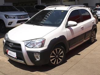 Toyota ETIOS 1.5 16V FLEX 4P MANUAL
