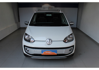 Volkswagen Cross Up 1.0 Tsi 12V Flex 4P Manual