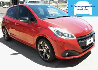 Peugeot 208 1.6 Thp Gt 16V Flex 4P Manual