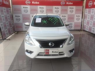 Nissan VERSA 1.6 16V FLEX SL 4P MANUAL