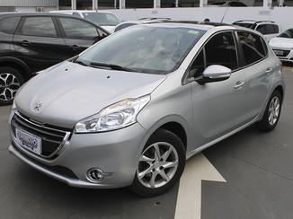 Peugeot 208 1.5 ALLURE 8V FLEX 4P MANUAL