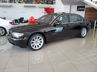 BMW 760Li 6.0 SEDAN V12 48V GASOLINA 4P AUTOMÁTICO