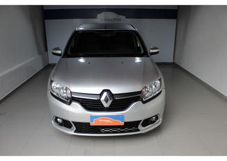 Renault Sandero 1.6 Dynamique 8V Flex 4P Automatizado
