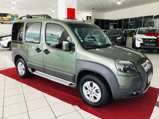 Fiat DOBLÒ 1.8 MPI Adventure Locker 8V