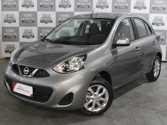 Nissan MARCH 1.0 SV 12V FLEX 4P MANUAL