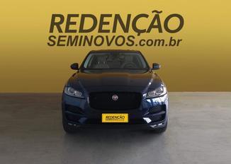 Jaguar F-pace Prestige 250cv Aut.
