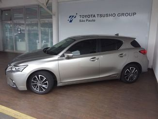 Lexus CT200H 1.8 Luxury 16V