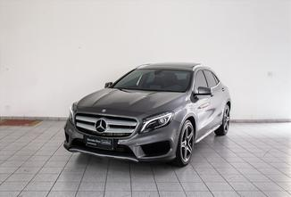 Mercedes Benz GLA 250 GLA 250 2.0 16V TURBO GASOLINA SPORT 4P AUTOMATICO