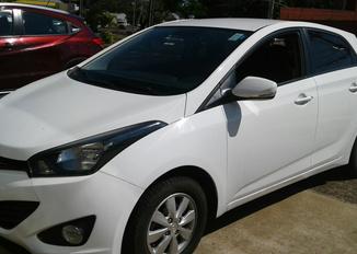 Hyundai Hb20 Hatch Comfort Plus 1.6 16V Flex 4P