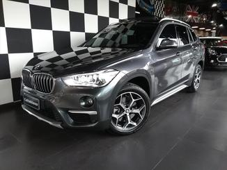 Bmw Carros BMW-CARROS X1 2.0 16V TURBO ACTIVEFLEX SDRIVE20I X-LINE 4P AU
