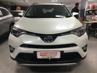 Toyota RAV4 2.0 TOP 4X2 16V GASOLINA 4P AUTOMATICO