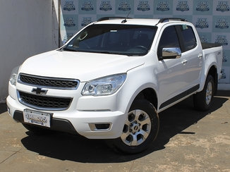 Chevrolet S10 2.5 LTZ 4X4 CD 16V FLEX 4P MANUAL