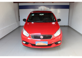 Fiat Gran Siena 1.0 Evo Flex Attractive Manual 4P