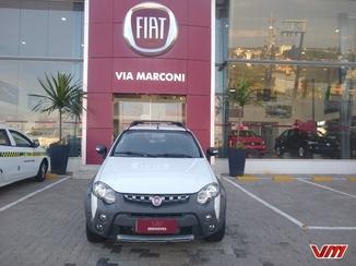 Fiat STRADA 1.8 MPI ADVENTURE CE 16V FLEX 2P MANUAL