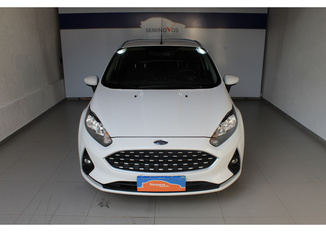 Ford Fiesta 1.6 Ti-Vct Flex Se Manual 4P