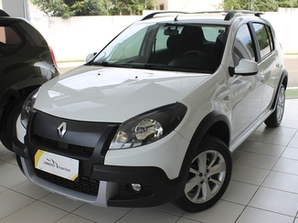 Renault SANDERO 1.6 STEPWAY 8V FLEX 4P MANUAL